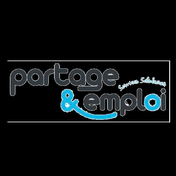 logo partage emploi