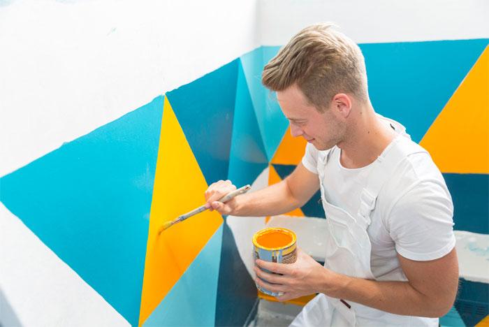 Peinture et tapisserie : Petits travaux à votre domicile